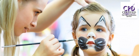 Level 2 Diploma in Face Painting