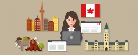 English Online Course (Canadian) – Level 1
