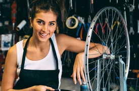 Bicycle Maintenance Course