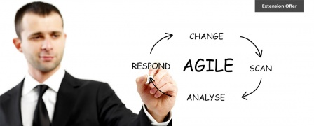 Agile Project Management Foundation & Practitioner Training - Extension