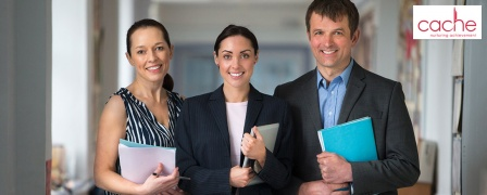 CACHE Endorsed - Understanding Leadership and Management