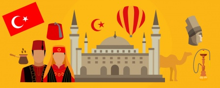 Level 1, 2 & 3 Turkish with Business Correspondence Training