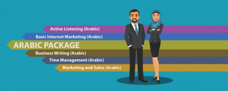 Arabic Business Correspondence with Marketing and Sales Training