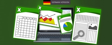 Microsoft Excel 2010 - Introduction course (German)