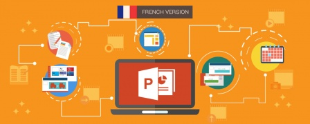 MS Powerpoint 2013 Package – Introduction, Intermediate And Advanced (French)