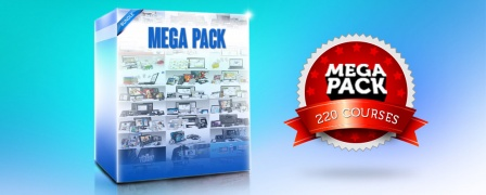 220 Courses in 1 Mega Package