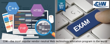 CIW Advanced HTML 5.0 and CSS3 Training with Exam (1D0-620)