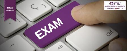 ITIL® Foundation Level - Exam