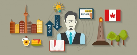 French Online Course (Canadian) – Level 1