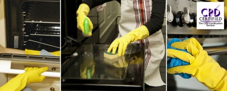 International  Level 2 Oven Cleaning Diploma