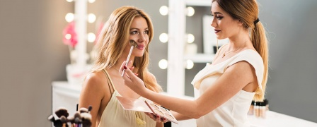 Professional Makeup Artist for Film and Television