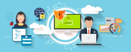CompTIA Cyber Security Analyst+ Certificate - Training with Live Labs, Tutor Support & Official Exam (Online)