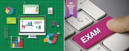 MS Excel 2016 with Exam