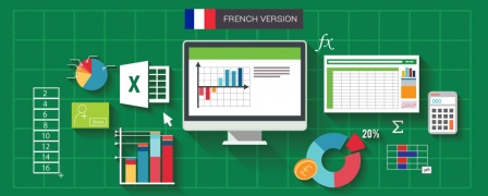 MS Excel 2016 Package – Introduction, Intermediate And Advanced (French)