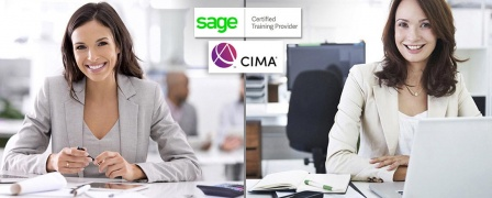 CIMA Certificate & Higher Certificate in Sage 50