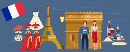 Level 1 & 2 French Online with Business Correspondence Training