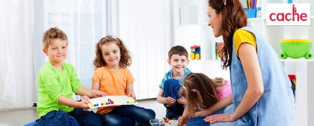CACHE Endorsed - Understanding the Revised Early Years Foundation Stage (EYFS)