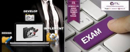 ITIL® Intermediate Level - Service Strategy (SS) Training & Exam Package
