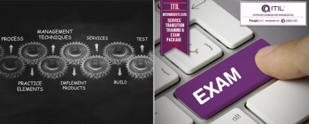 ITIL® Intermediate Level - Service Transition (ST) Training & Exam Package