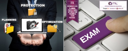 ITIL® Intermediate Level - Planning, Protection & Optimisation (PPO) Training & Exam Package