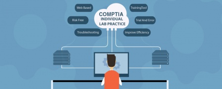 CompTIA Individual Lab Practice
