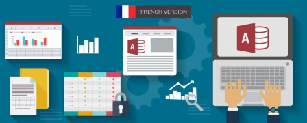 MS Access 2013 Package – Introduction, Intermediate And Advanced (French)