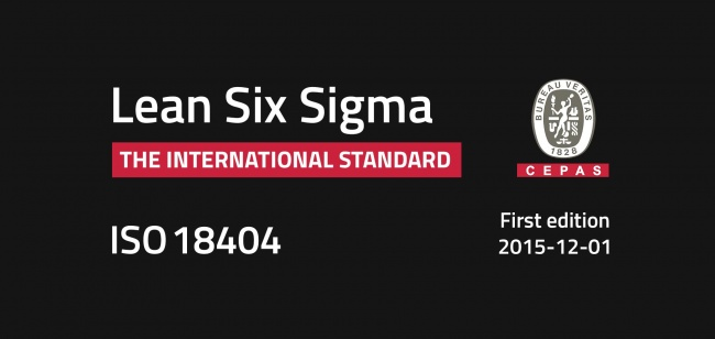 Standardisation of Lean Six Sigma - ISO 18404 is here