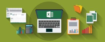 MS Excel 2013 Package – Introduction, Intermediate And Advanced
