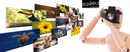 Digital SLR Photography for Dummies