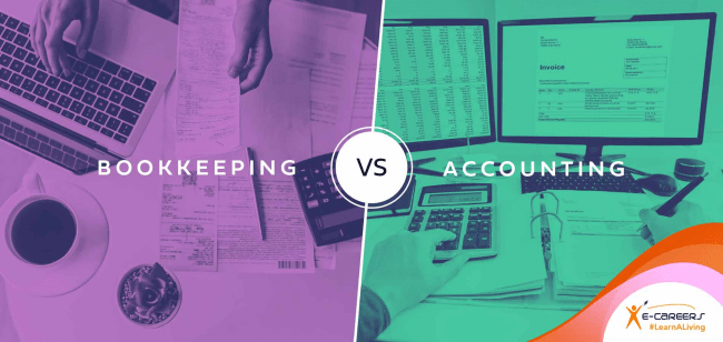 Bookkeeping vs. Accounting
