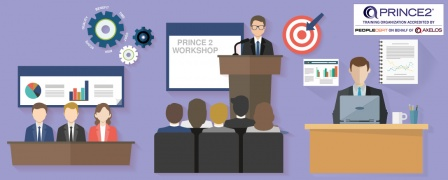 PRINCE2® Practitioner with Exam (E-Learning Plus 1 Day Classroom Workshop)