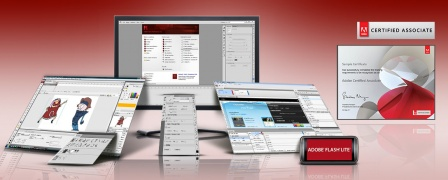 Official Adobe Flash (ACA) Complete Training & Certification Programme