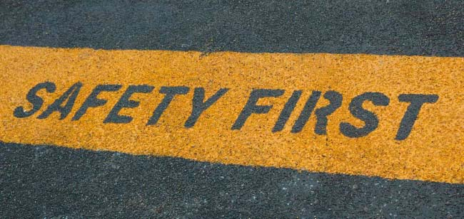 New business? Here's 5 key questions about Health and Safety