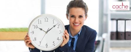 Level 3 CACHE Endorsed Time Management