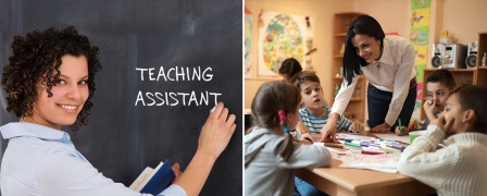 Teaching Assistant Level 2 & 3 Package