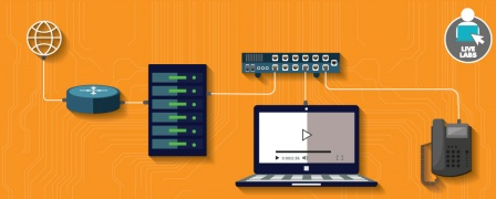 Cisco CCNA Collaboration Courseware