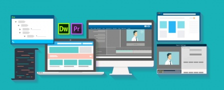 Create a Background Video Website Using Premiere Pro & Dreamweaver