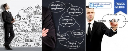 Software Project Director Certification (PRINCE2®, MSP® & Agile - Foundation & Practitioner Training and Exams)