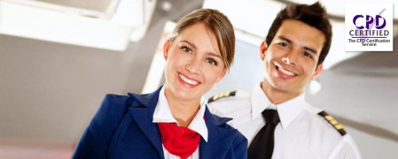 Level 2 International Cabin Crew Training Diploma