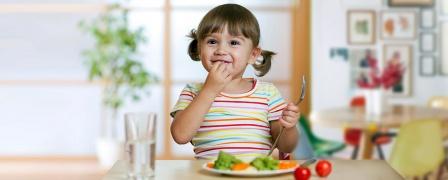 Nutrition for Children & Adolescents