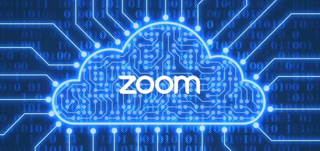 Cloud Computing & Zoom… the video calling app of choice!