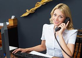 Receptionist, Admin, PA & Secretarial
