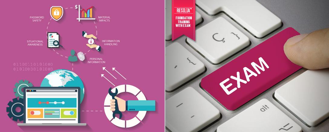 RESILIA™ Foundation - Training & Exam