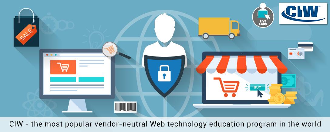 CIW E-Commerce Specialist Training (1D0-525)