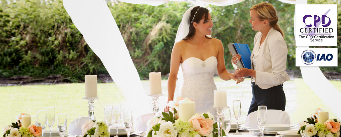 Level 2 Wedding Planning Diploma
